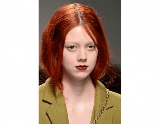 tendenze capelli inverno 2015 2016 capelli rossi a caschetto le cabinet des modes