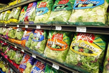 cibi considerati salutari insalate confezionate mamme a spillo
