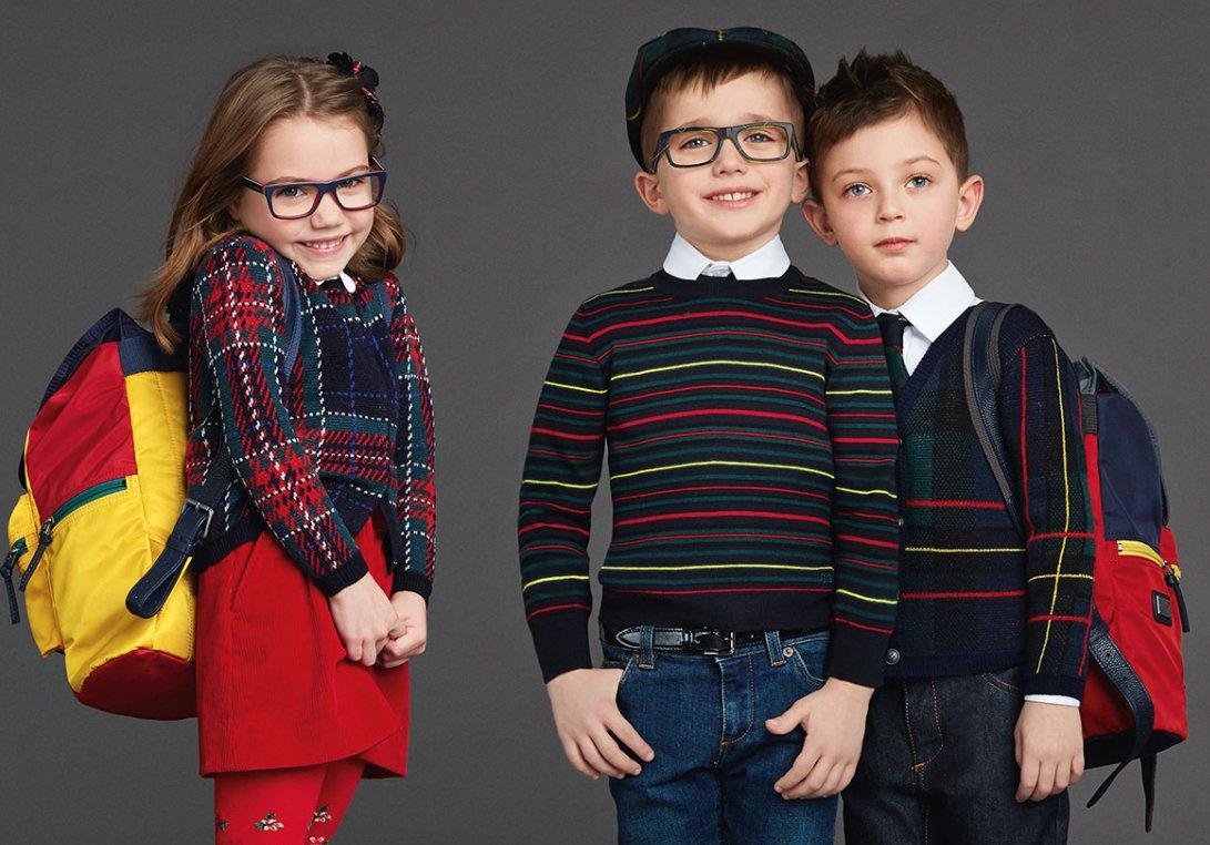Moda bambini primavera 2016  gli indispensabili per la scuola c6dcab9936c