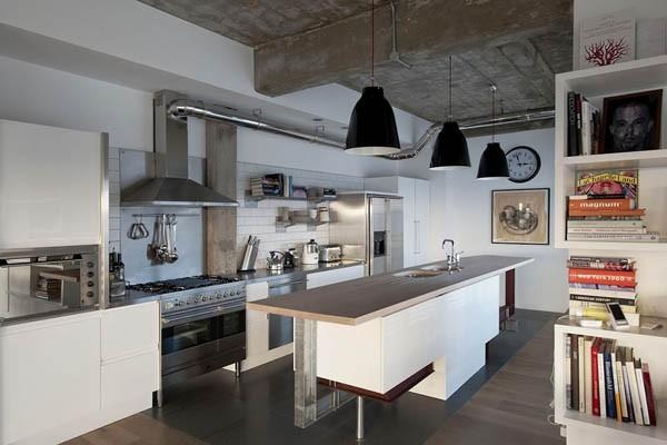 cucina-in-stile-newyorkese
