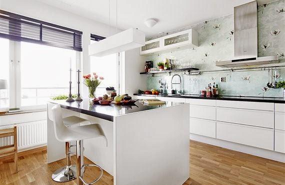 come arredare una cucina in stile nordico