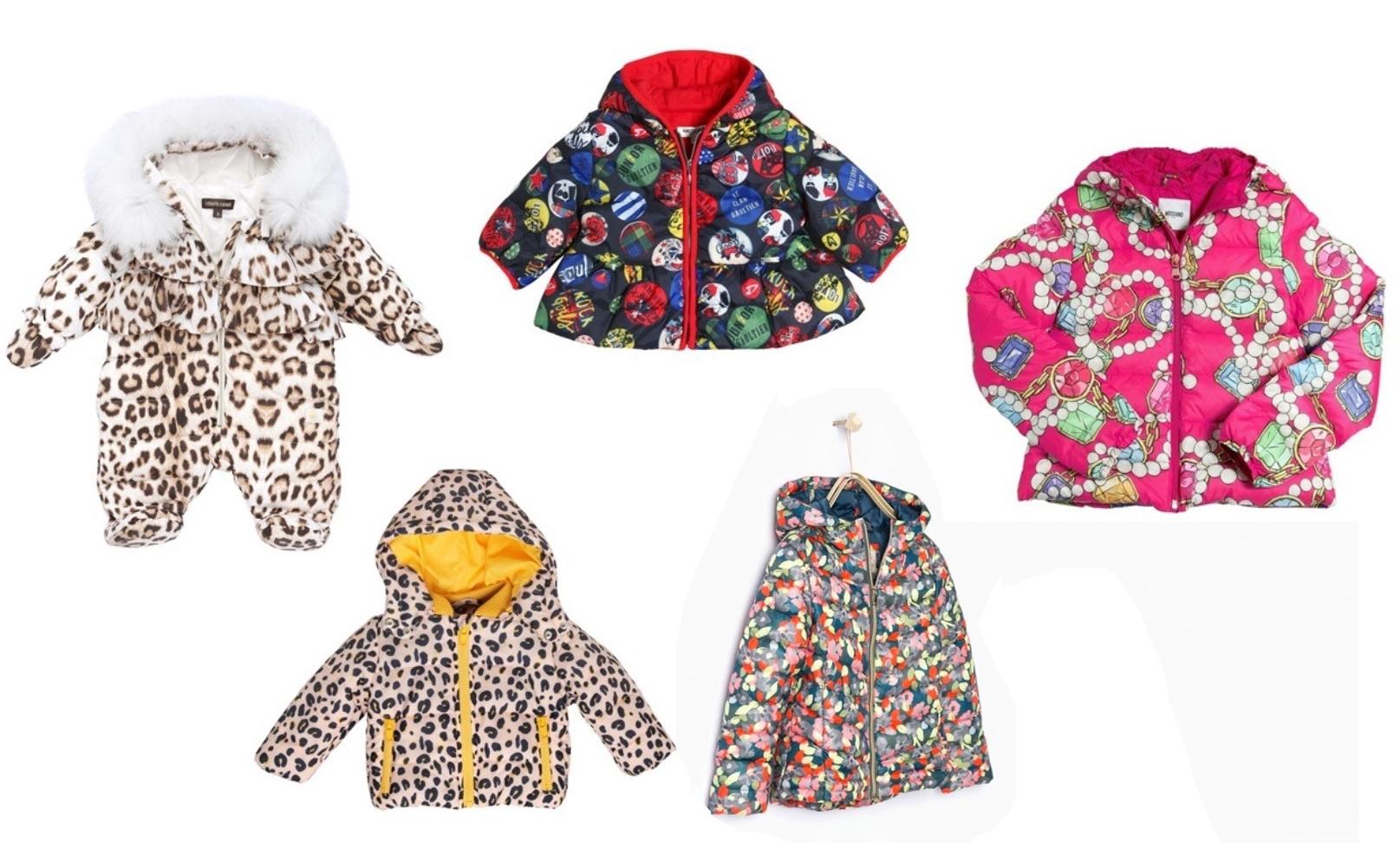 meet 37d87 990f5 Piumini per bambini: i modelli più fashion dell'inverno 2016