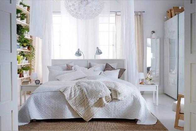 Camera da letto in Stile Provenzale: per un romantico relax