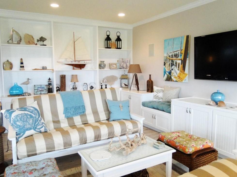 Voglia di mare come arredare casa con lo stile navy for Arredare casa in stile classico