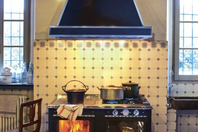 Collezione rustica di j corradi semplicit antica e - Riscaldare casa in modo economico ...