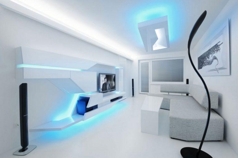 Arredare in stile futuristico idee originali per una casa 2 0 for Idee originali per arredare appartamenti