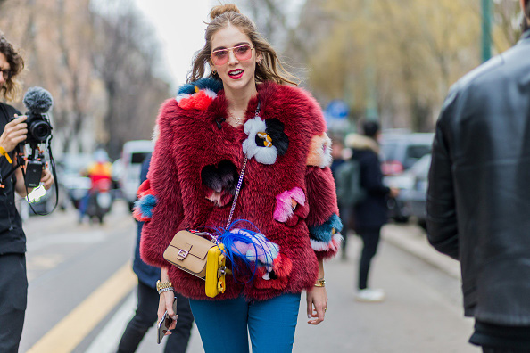 Street Style: February 25 - Milan Fashion Week Fall/Winter 2016/17