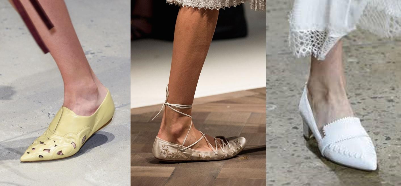 Flat Shoes  come indossare le scarpe basse della primavera 2016 7583da9d10c