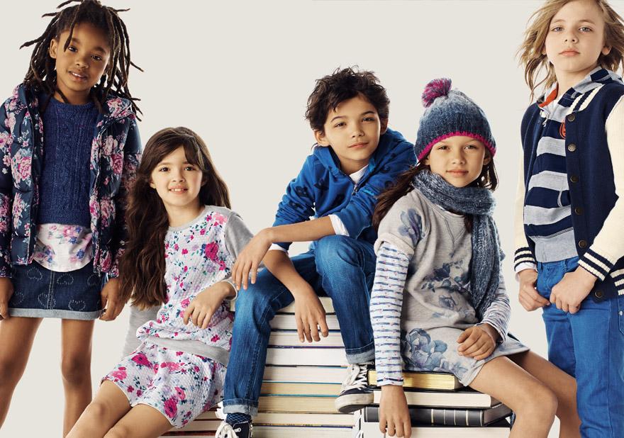 Jeans Bambini  i modelli più belli (low cost e non) della primavera 2016 109cf67a0a8