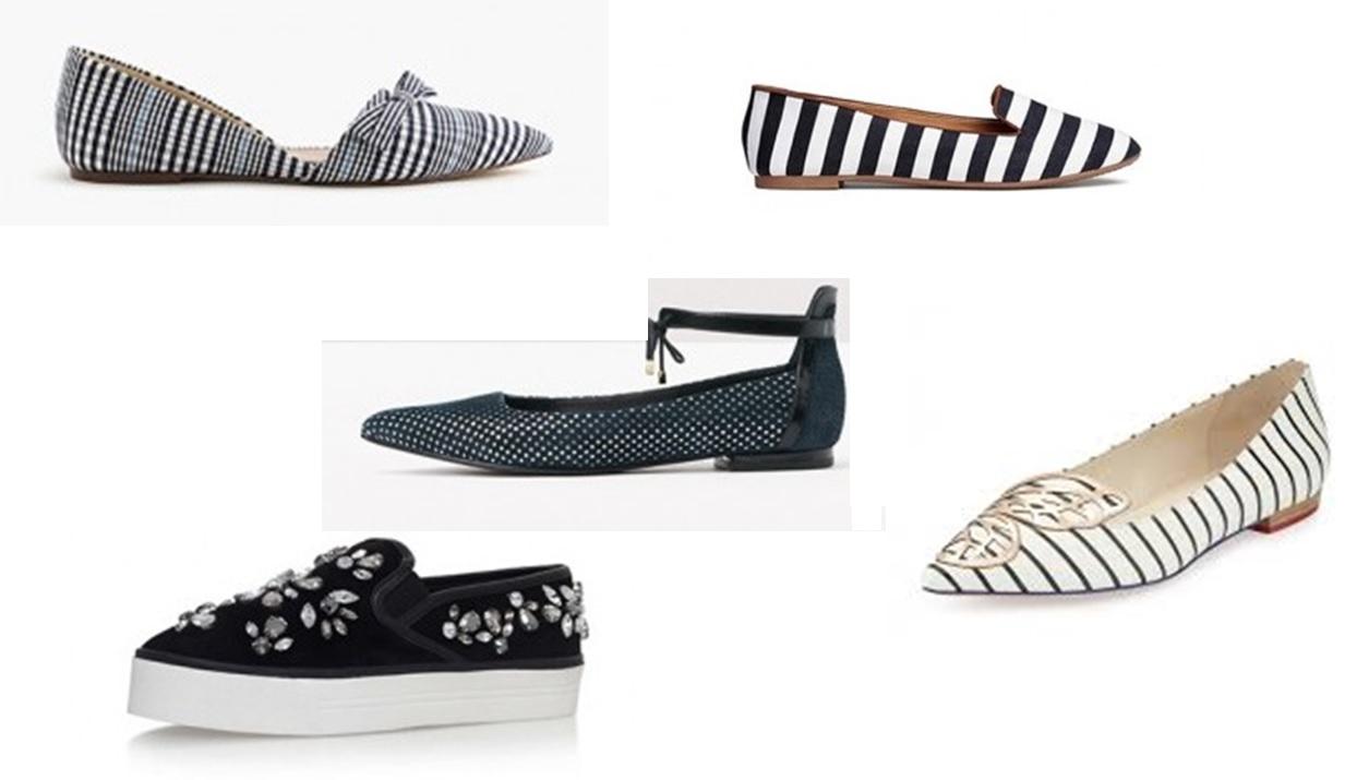 migliori scarpe da ginnastica dda8e 2b894 Flat Shoes: come indossare le scarpe basse della primavera 2016