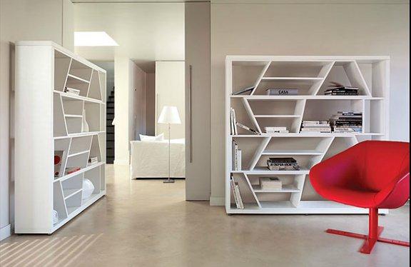 Arredare con una libreria le idee pi belle da copiare for Case belle da copiare