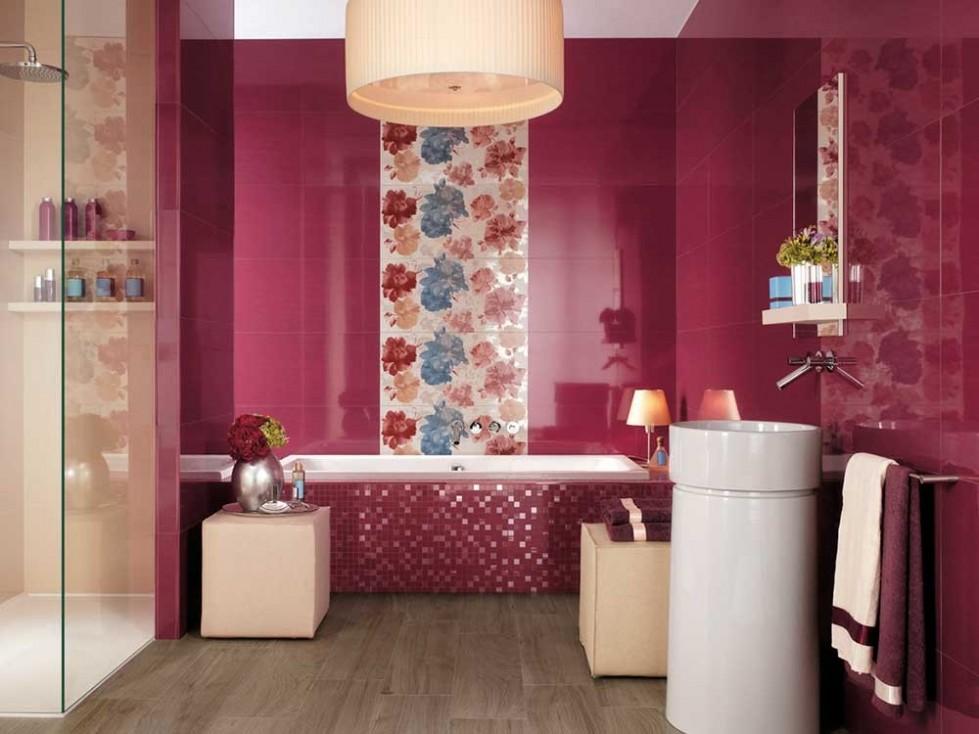 Arredare con le maioliche idee per cambiare volto alla vostra casa - Bagno maioliche ...