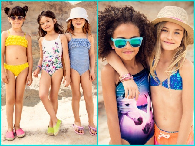 comprare popolare c25d2 e1611 Moda mare bimbi: come vestire i più piccoli per andare in ...