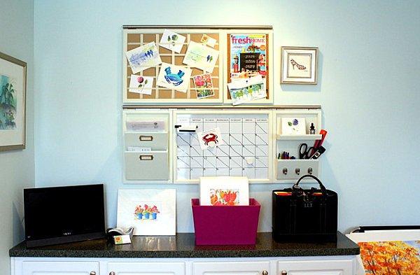 Ufficio In Poco Spazio : Come organizzare langolo ufficio a casa propria anche con poco spazio