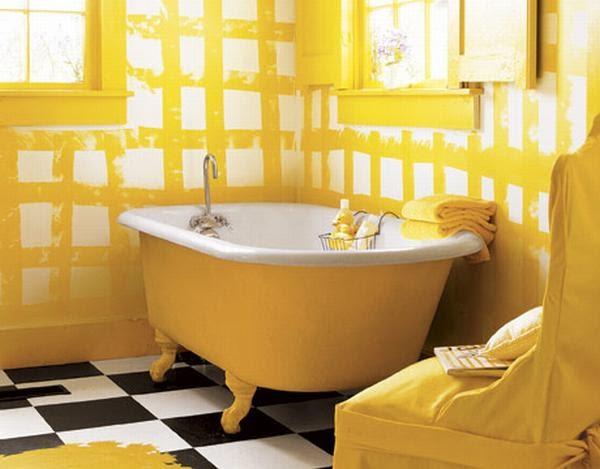 La casa del sole come arredare con l allegro mix bianco e giallo