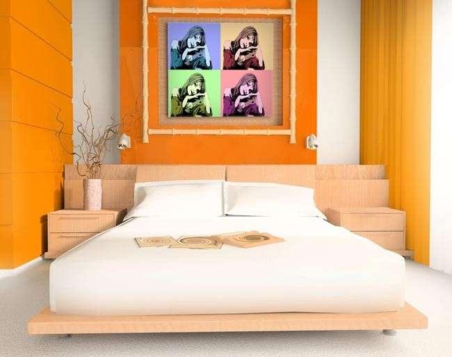 Pop art come arredare nello stile di andy warhol for Arredare casa stile elegante