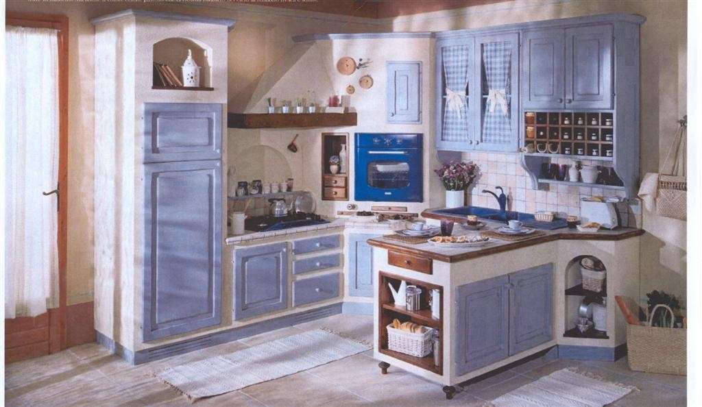 Beautiful Pensili Per Cucina In Muratura Photos - Skilifts.us ...