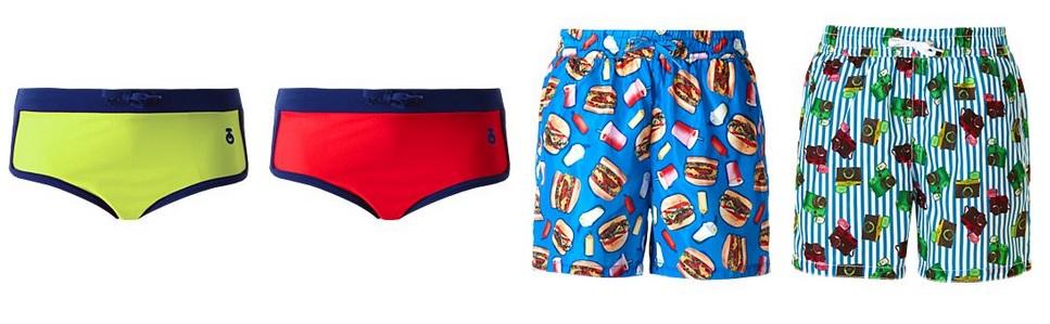 Moda mare bimbi come vestire i pi piccoli per andare in - Costumi piscina calzedonia ...