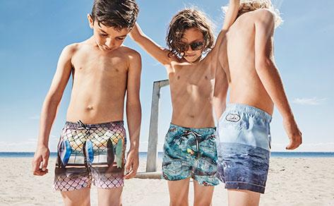 Costumi Da Bagno Per Bambino : Moda mare bimbi: come vestire i più piccoli per andare in spiaggia
