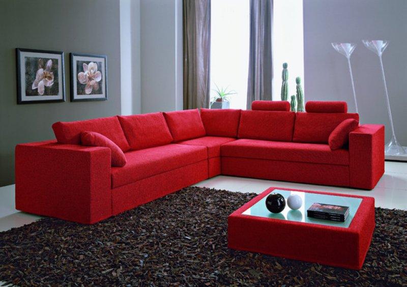 Divano Rosso E Nero : Divano chesterfield posti poltrona arrediweb