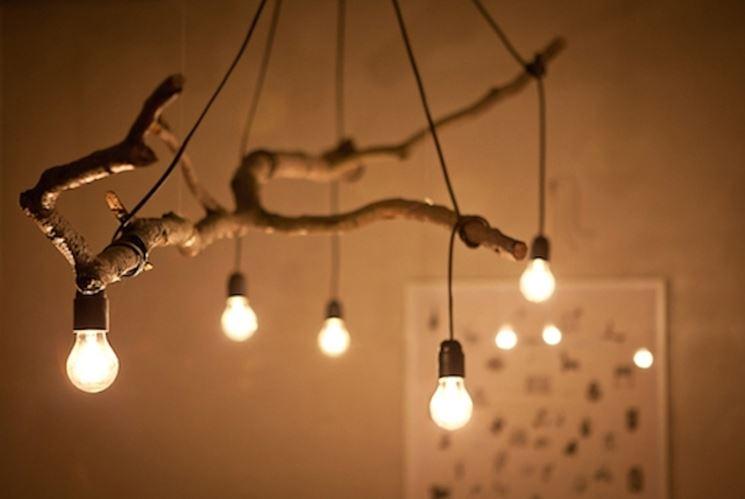 Lampade fai da te e low cost: iluminare (risparmiando)