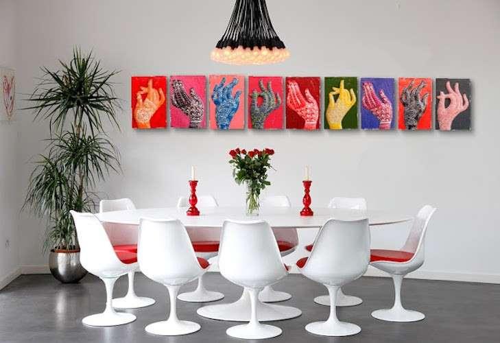 Arredamento Stile Pop Art : Pop art come arredare nello stile di andy warhol