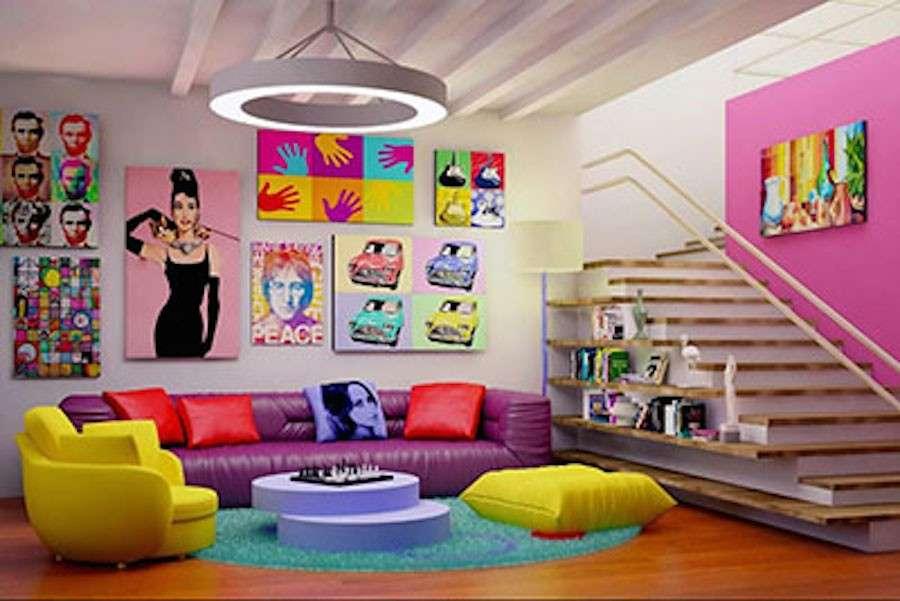 Ben noto Pop Art: come arredare nello stile di Andy Warhol QF92
