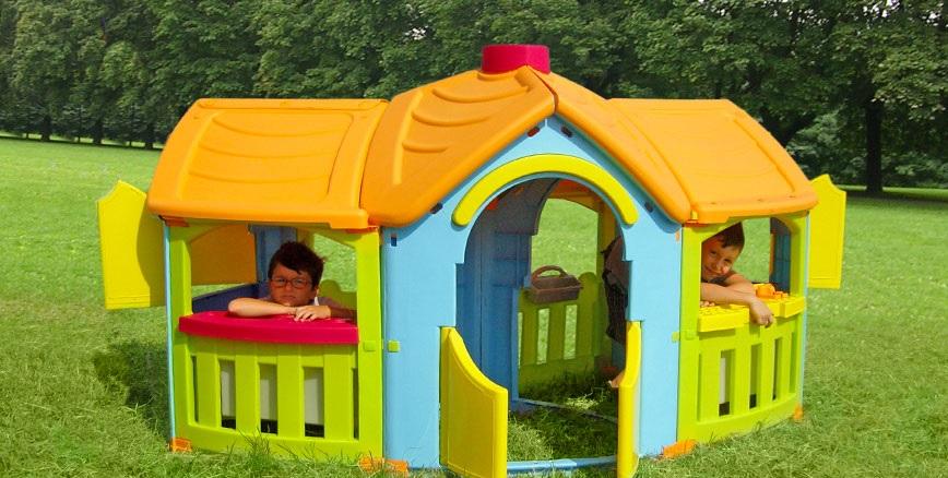 Giochi per bambini: come trasformare il vostro giardino in ...
