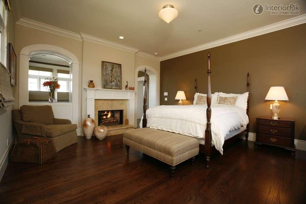 Camera Da Letto Pittura Marrone : Camera da letto made in usa come arredarla in stile americano