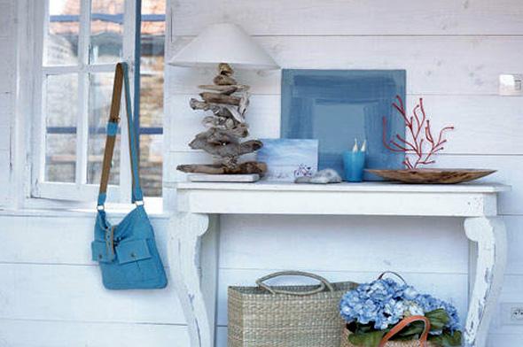 Come arredare la casa al mare spendendo poco for Oggetti design per casa