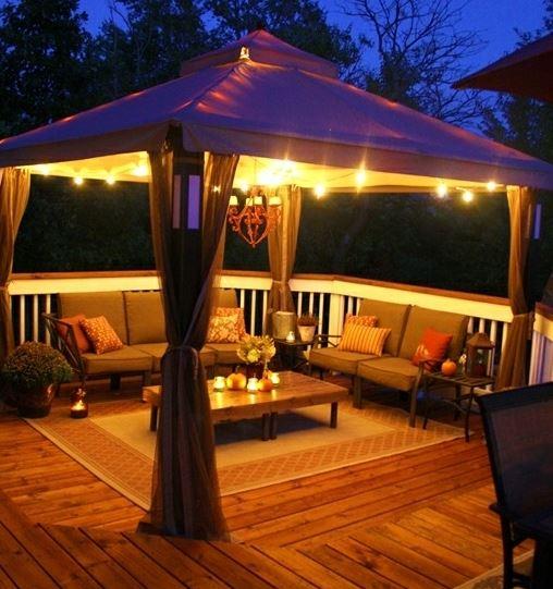 Illuminazione da esterni per giardini e terrazze da sogno for Arredare la terrazza