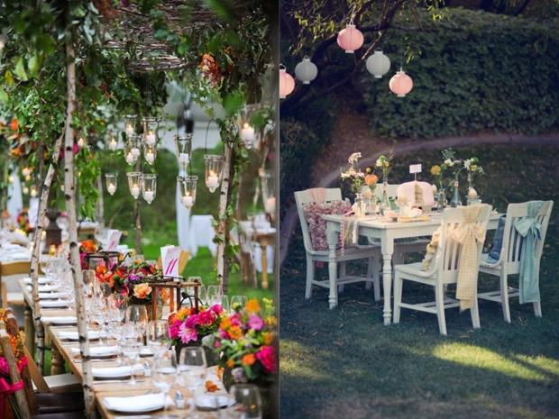 Preferenza Summer party in giardino: come organizzare una festa di stile IB74