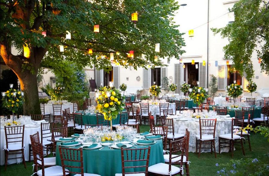 Summer party in giardino come organizzare una festa di stile for Organizzare giardino