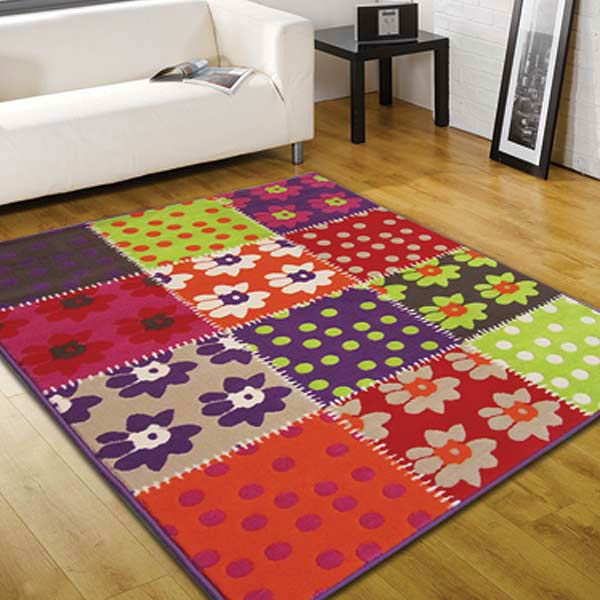 patchwork-tappeto