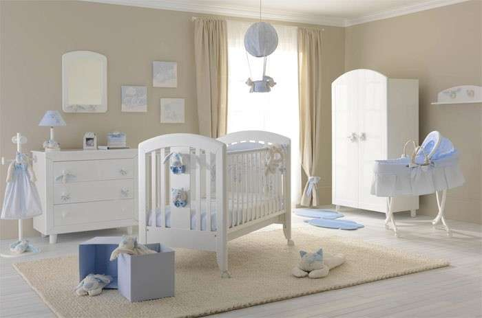 Cameretta per beb come arredarla e le idee pi belle - Arredamento cameretta neonato ...