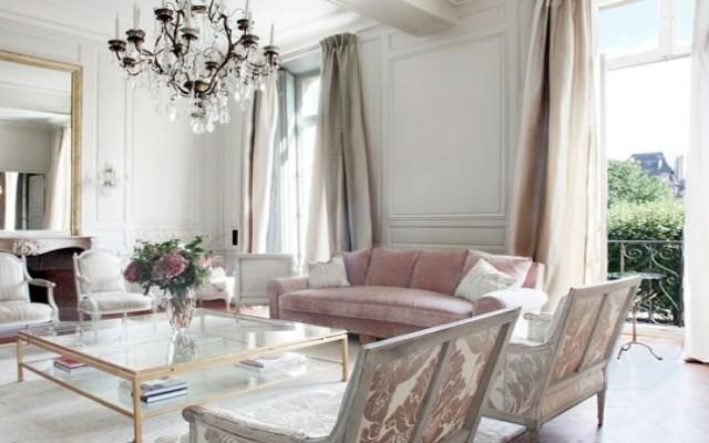 Stile romantico e chic dettagli colori e mood su cui puntare for Stile romantico arredamento