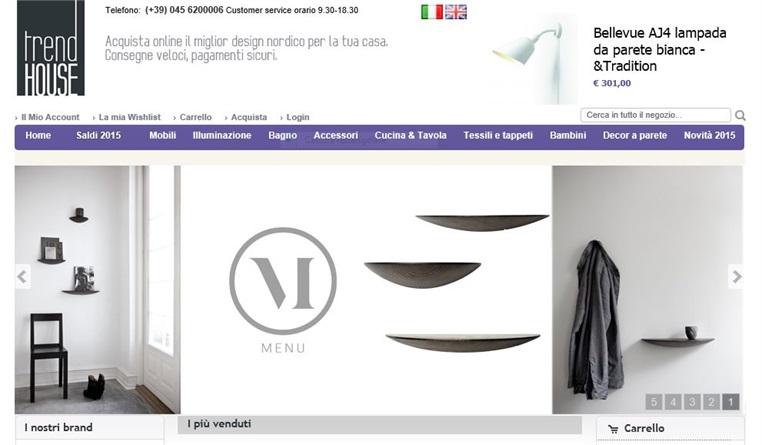 Arredamento online i 7 migliori siti dove acquistare con for Siti mobili design