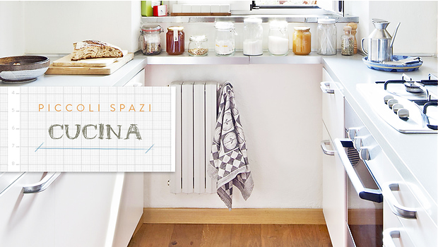 Grandi idee per piccoli spazi crea la tua casa ideale con dalani - Crea la tua cucina ...