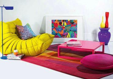 Tappeti Colorati Per Salotto : Tappeto salotto archives mamme a spillo
