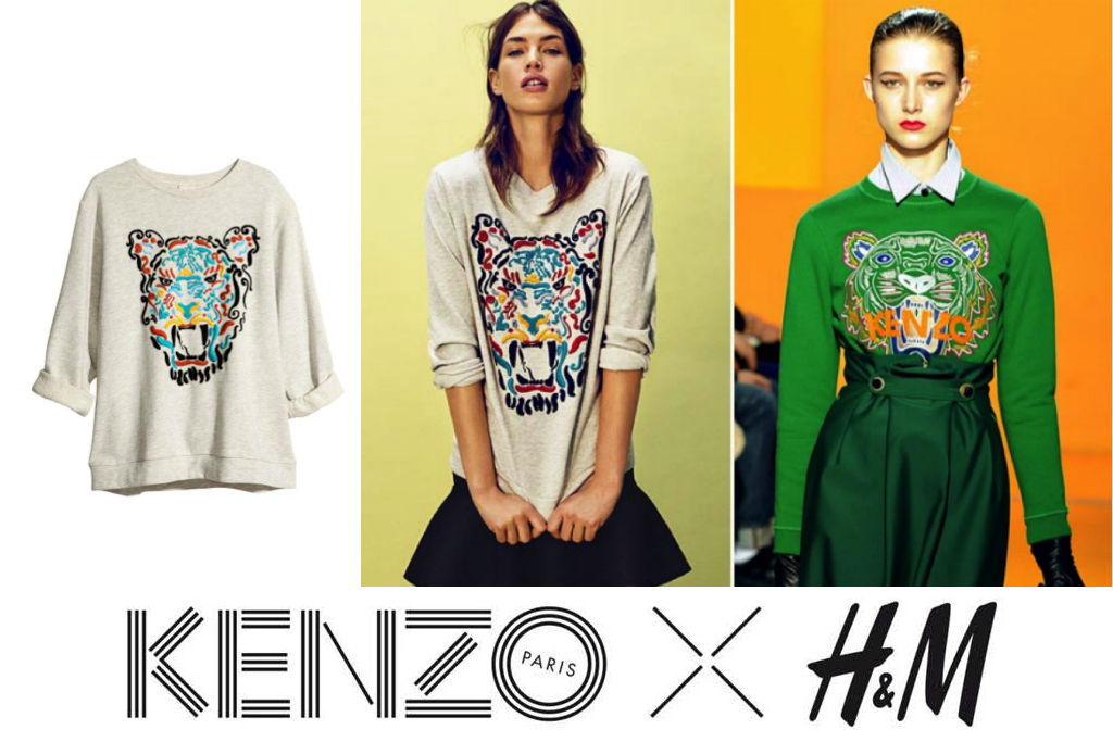 Kenzo per h m la capsule collection per il colosso low cost for Collezione kenzo per h m