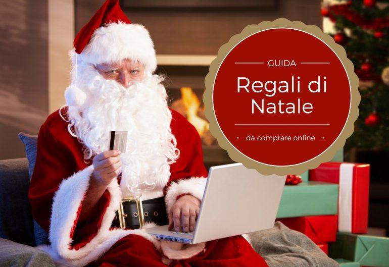 Il Regalo Di Natale.Regali Di Natale Online I Siti Piu Belli E Originali Dove