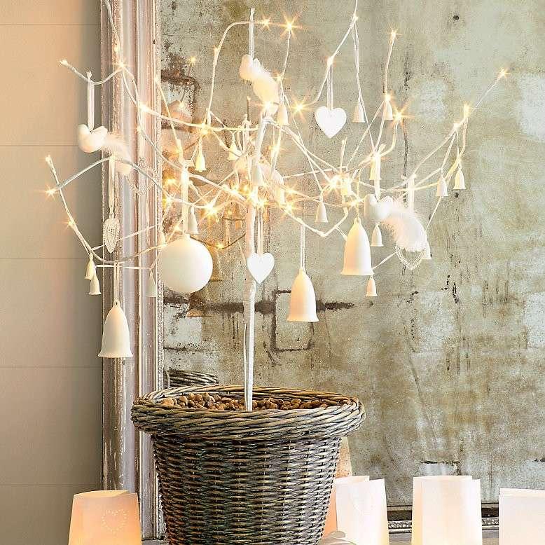 Shabby chic christmas tante idee per le vostre decorazioni natalizie - Idee shabby chic per la casa ...