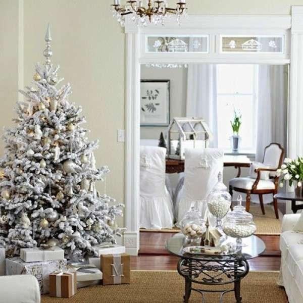 Alberi Di Natale Eleganti Immagini.Come Decorare L Albero Di Natale 10 Idee Tutte Da Copiare