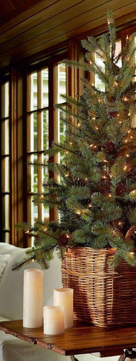 Albero Di Natale Con Le Foto.Come Decorare L Albero Di Natale 10 Idee Tutte Da Copiare