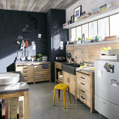 maisons du monde inverno 2016 mamme a spillo cucina mobile basso
