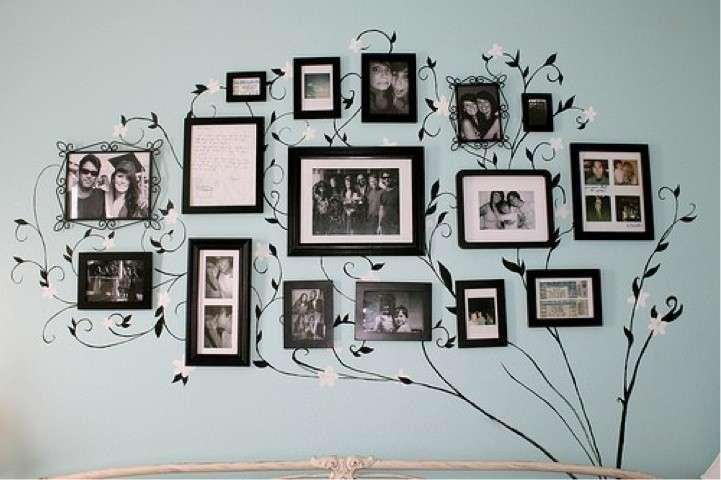 Arredare una parete vuota tante idee per renderla for Arredare una parete