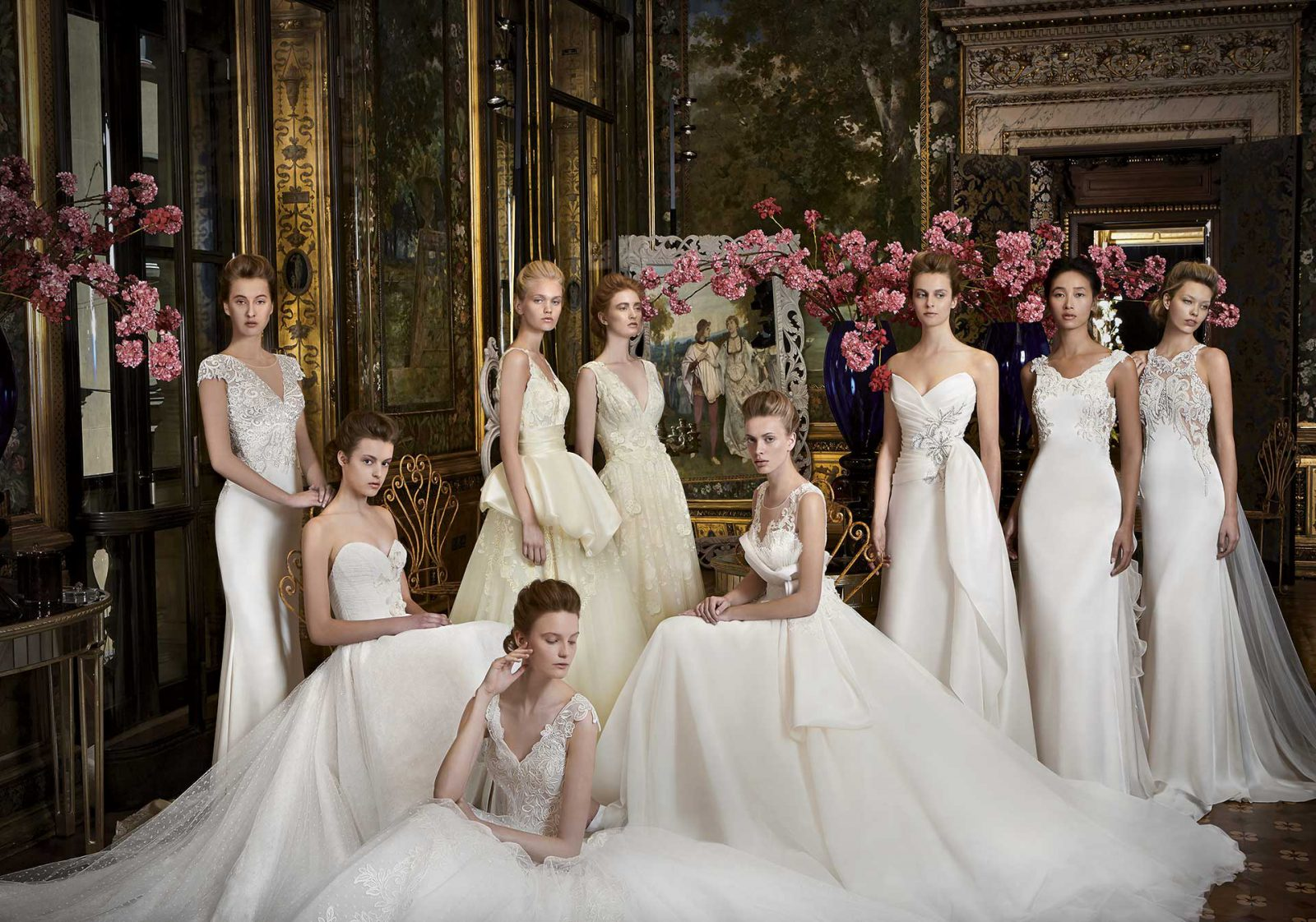 Vestiti da sposa 2017 carlo pignatelli