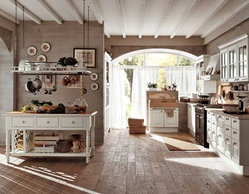Beautiful Cucina Stile Francese Gallery - Home Interior Ideas ...