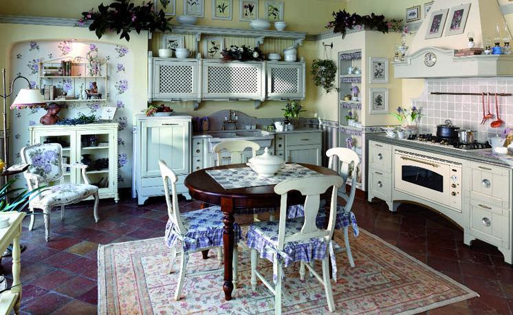 Cucina in stile provenzale come arredarla in modo perfetto in