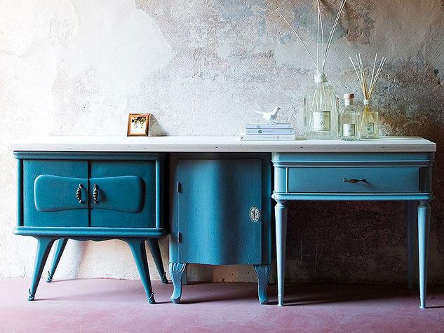 Arredo creativo come trasformare i vecchi mobili in pezzi - Riciclo mobili vecchi ...